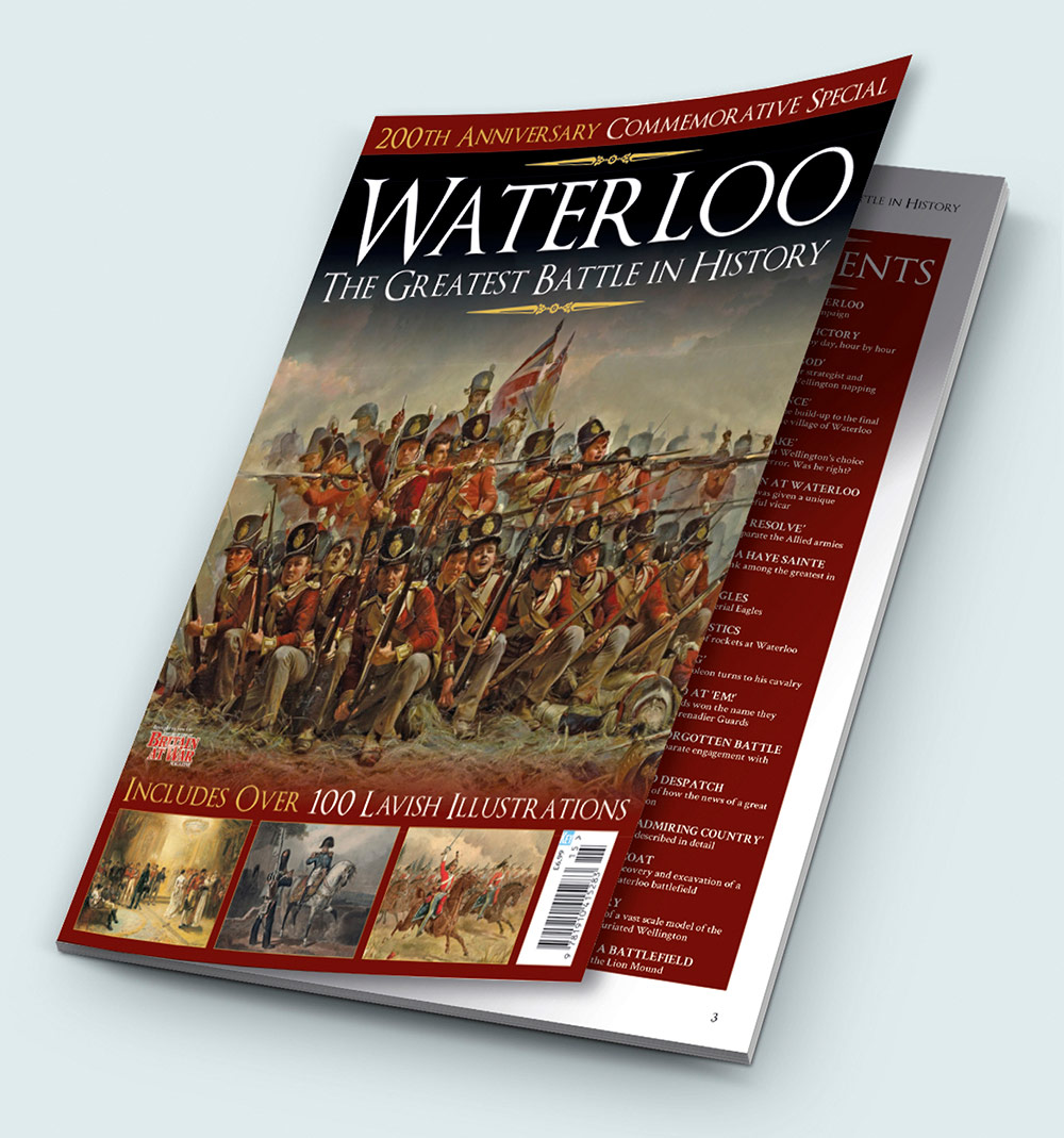 Waterloo Magazine Cover